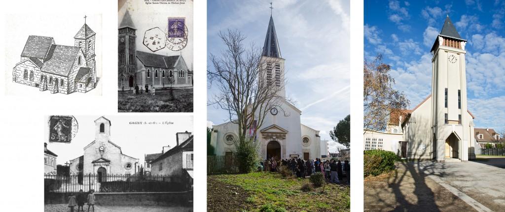 1 Eglises